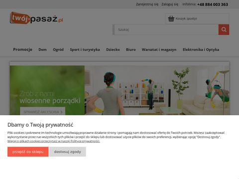 Twojpasaz.pl - wyposażenie ogrodu