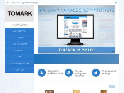 TOMARK - drzwi antywłamaniowe i zamki
