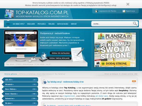 Top-Katalog.com.pl katalog stron