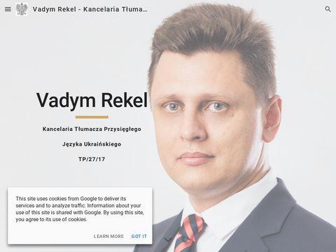 Tlumaczrosyjskiegoiukrainskiego.pl Rosyjski