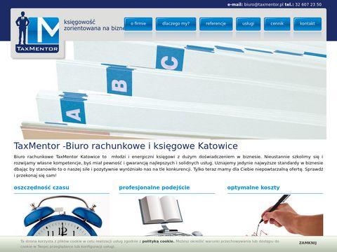 Taxmentor.pl biuro rachunkowe Katowice