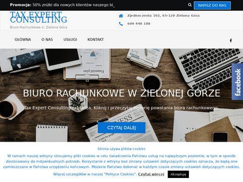 Tax Expert Consulting biuro rachunkowe