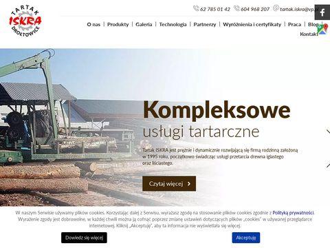 Iskra tartaki Wrocław