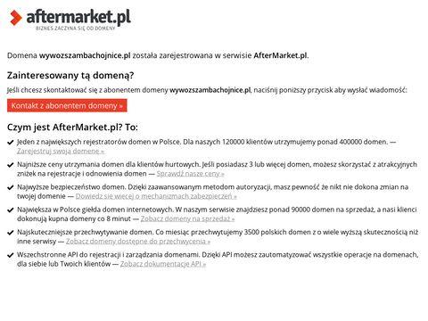 Wywozszambachojnice.pl