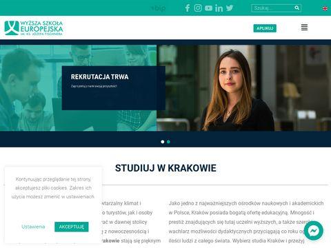 Wse.krakow.pl studia grafika