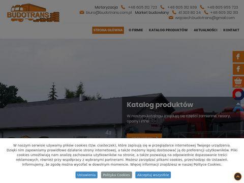 Przedsiębiorstwo wielobranżowe Budotrans