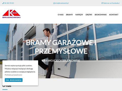 Brudnowski.pl drzwi stalowe Gdańsk