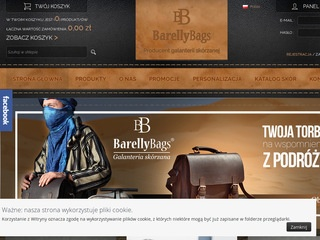 Barelly Bags - torby na laptopa
