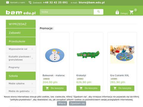 Bam.rybnik.pl wyposażenie szkół