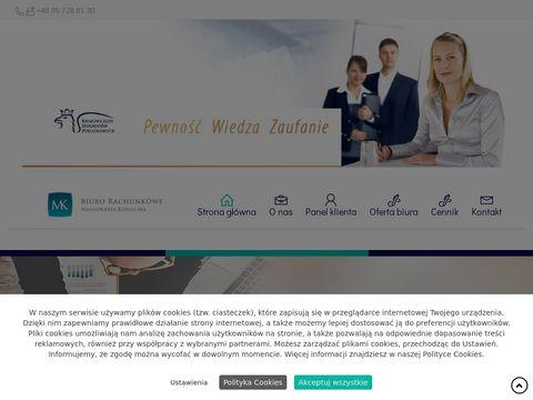 Biuro-rachunkowe-gorzow.pl obsługa kadrowo-płacowa