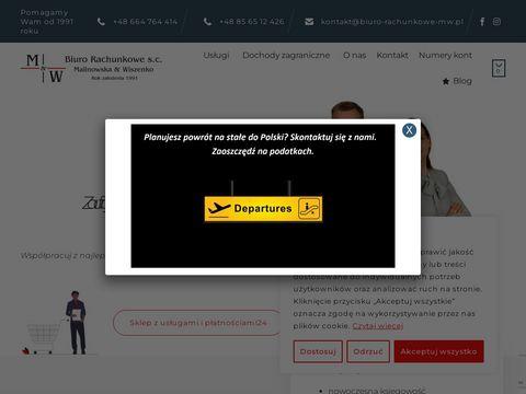 Biuro Rachunkowe Białystok