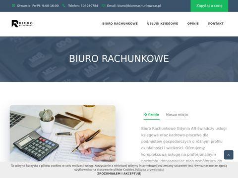 Biurorachunkowear.pl księgowość dla firm