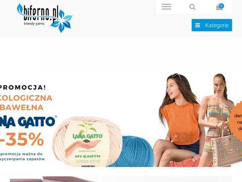 Biferno.pl akcesoria dziewiarskie