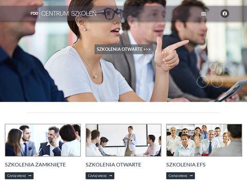 ROE Centrum Szkoleń szkolenia dla firm