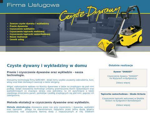 Czyste Dywany w Bydgoszczy