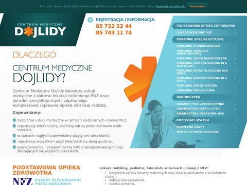 Centrum Medyczne Dojlidy Sp. z o.o.