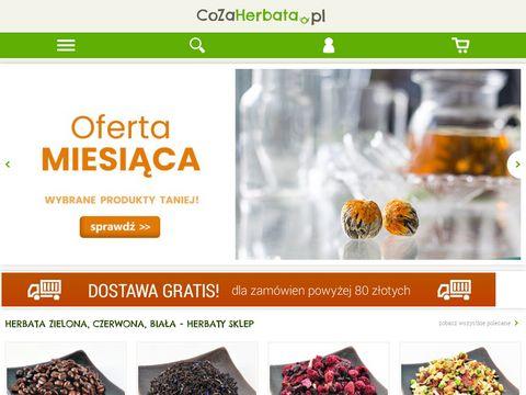 CoZaHerbata.pl - sklep