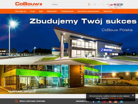 CoBouw konstrukcje stalowe