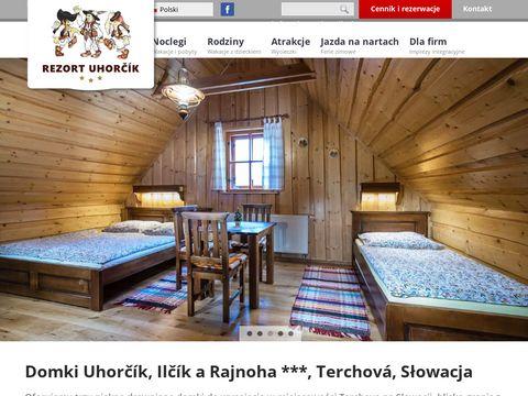 Chatauhorcik.pl - Domek w górach do wynajęcia