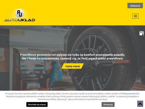 Autouklad.pl regeneracja belek renault Lublin