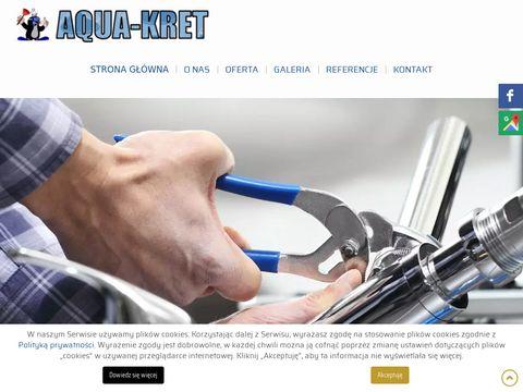 Aqua-Kret hydraulik Wrocław