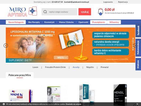 Miro kosmetyki apteka internetowa