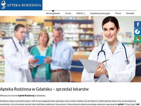 Aptekaosowa.pl rodzinna kosmetyki dziecięce Gdańsk