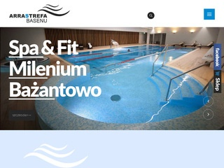 Arras Spa domowe