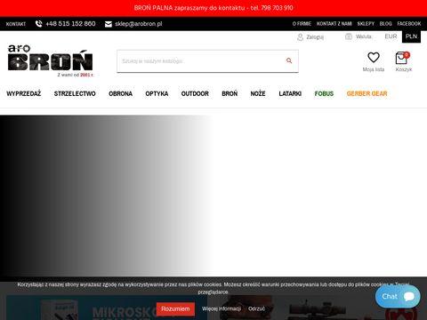 Arobron.pl wiatrówki