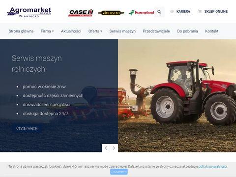 Agromarket sp. z o.o. urządzenia rolnicze Szczecin