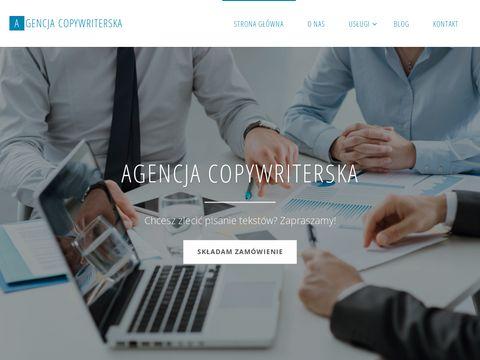Agencja-copywriterska.pl