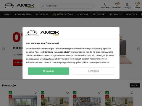 Amdk.pl narożniki rozkładane