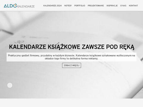 Aldo-kalendarze.pl - firmowe