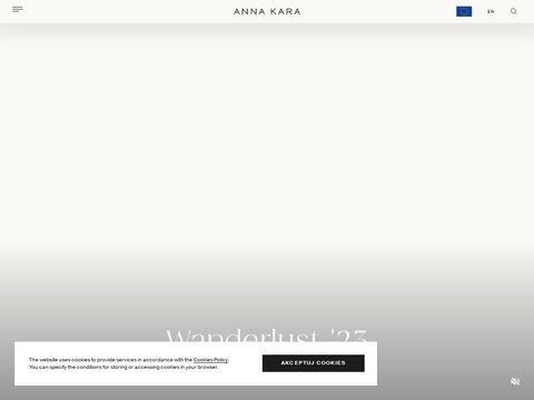 Anna Kara - Suknie ślubne 2014