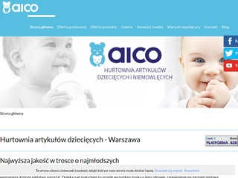 Aico BeSafe dystrybutor