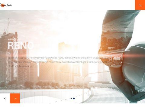 Akmapolska.pl osuszanie budynków