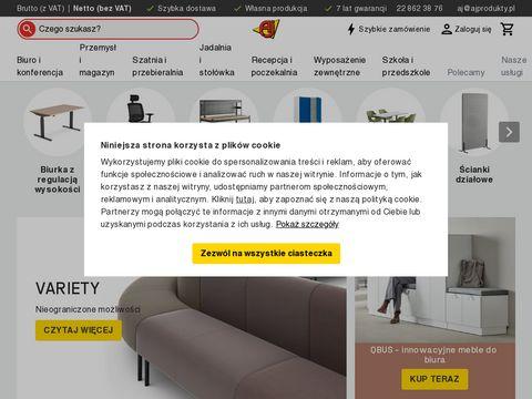 Ajprodukty.pl - producent mebli biurowych