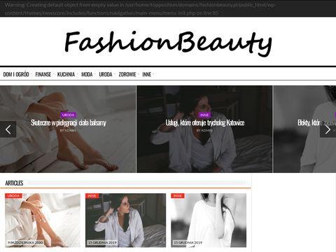 Fashionbeauty.pl - salon kosmetyczny