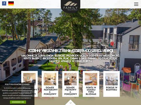 Family-holiday.pl domki Dziwnówek