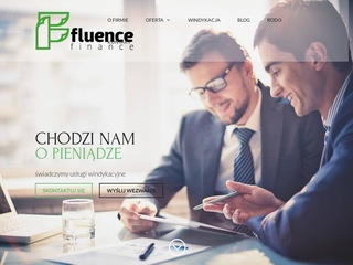 Fluence Finance Hubert Sierocki