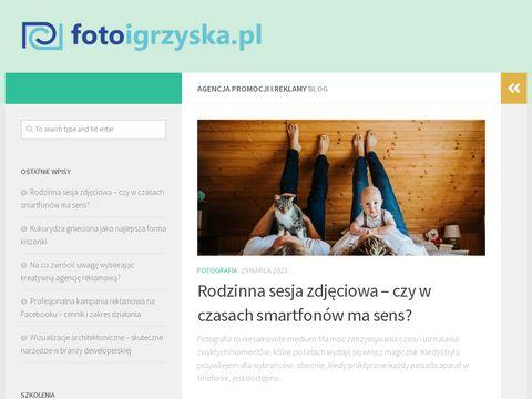 Fotoigrzyska.pl – fotografia
