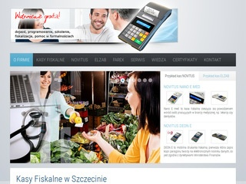 Fiskalne-szczecin.pl kasy dla lekarzy
