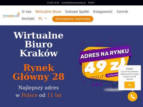 Firmanarynku.pl - prestiżowa siedziba firmy