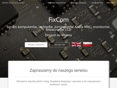 Serwis komputerów Łódź
