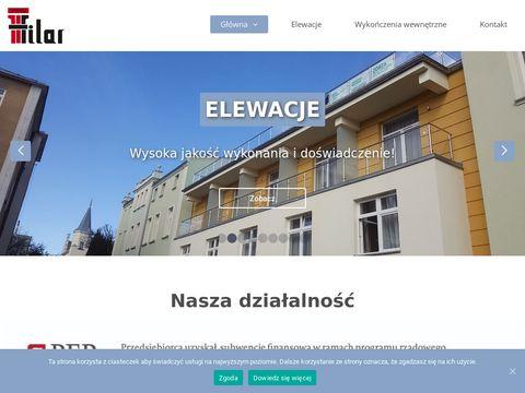 Filar ekipa budowlana Koszalin