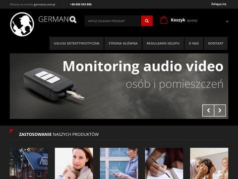 Germano.com.pl podsłuchy komputera