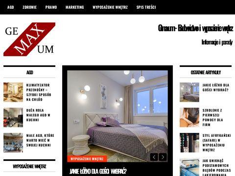 Gemaxum.pl - niebieskie kamienie półszlachetne