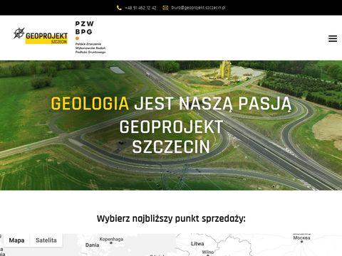 Przedsiębiorstwo Geologiczne Geoprojekt Szczecin Sp. z o.o.