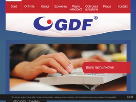 GDF sp. z o.o. biuro rachunkowe