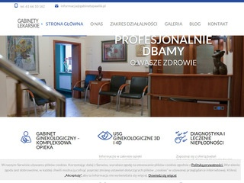 Piotr Pawlik klinika okulistyczna Poznań